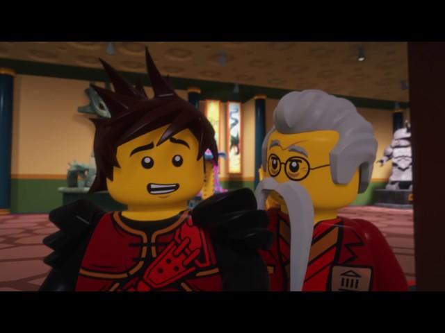 Een tijd van verraders - LEGO Ninjago - Seizoen 7 episode 3