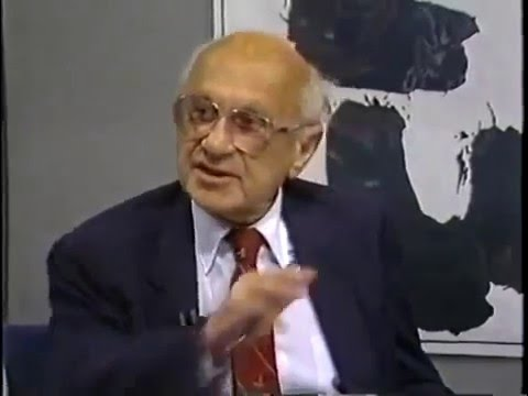Milton Friedman   Economic Transition in Eastern Europe   George Shultz, George Stigler online video