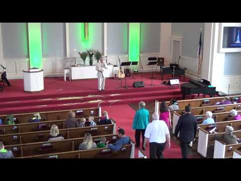 Sunday March 29 2015 First Union Congo Church Quincy IL