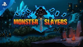 Monster Slayers - Announce Trailer | PS4, PSVITA