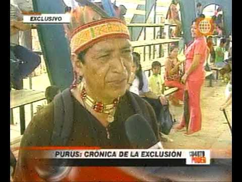 Purus en cuarto poder 30 de setiembre de 2012 youtube for Cuarto poder america tv