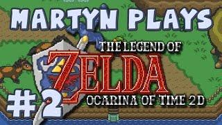 Zelda Ocarina Of Time 2D: Git Gone Gohma!! - Part 2