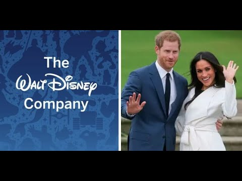 Meghan Markle signs a voiceover deal with Disney