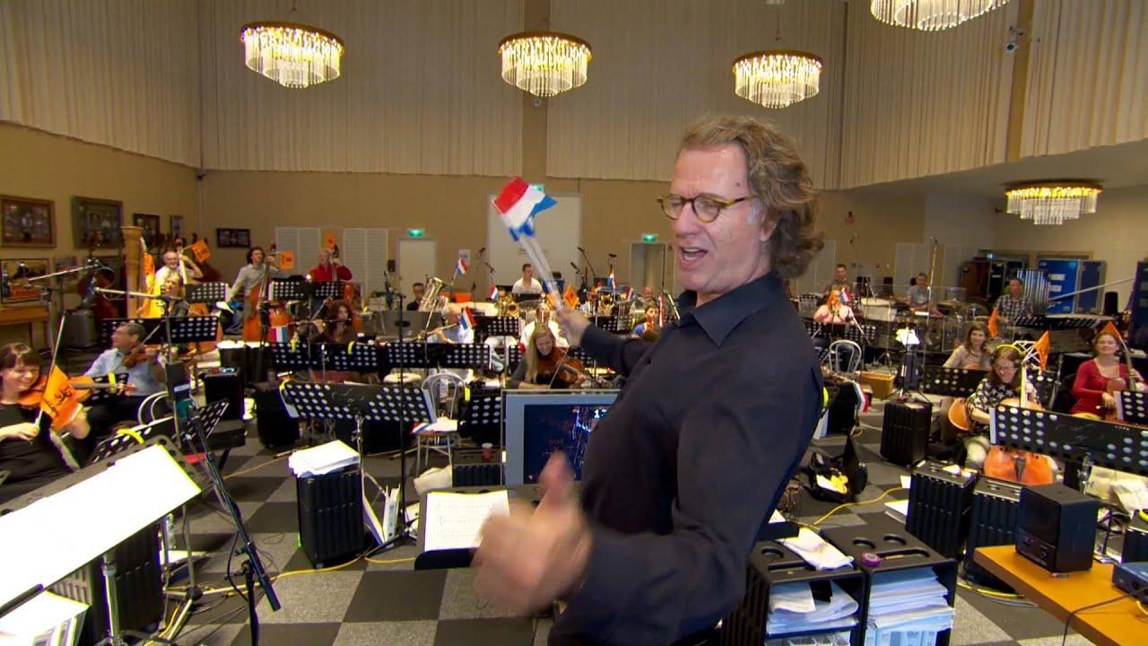 André Rieu - Hup Holland Hup (Dutch)