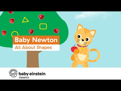 Learn Shapes for Toddlers | Baby Newton: All About Shapes | Baby Einstein