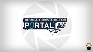 Bridge Constructor PORTAL- First Look