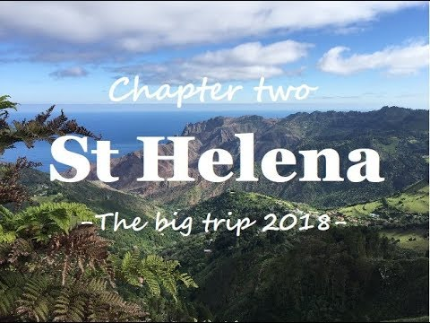 Shockingbrown's big trip - Chapter 2 - St Helena