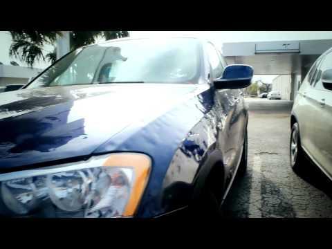 McALLEN,TX BMW DEALERSHIP HAIL AFTERMATH