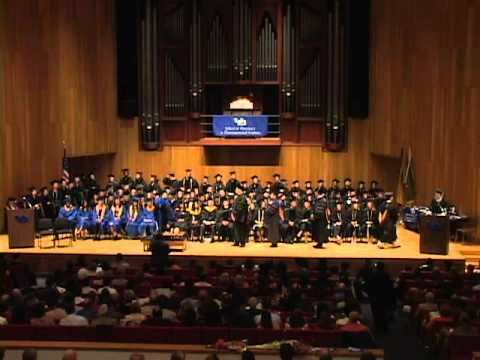 Conferring of Degrees (Part 3/4) - 2011 Pharmacy & Pharmaceutical Sciences Commencement