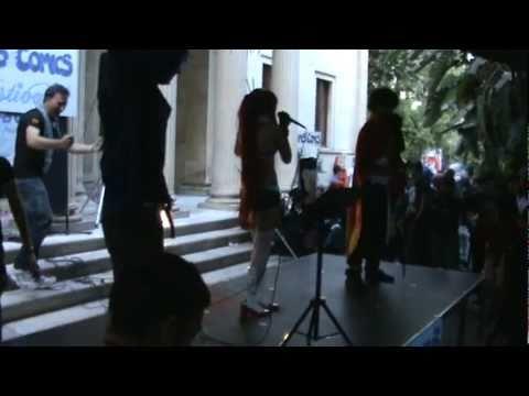 Games & Comics Festival 2011   Concerto Sigle 01 Gurren Lagann By Piccolo