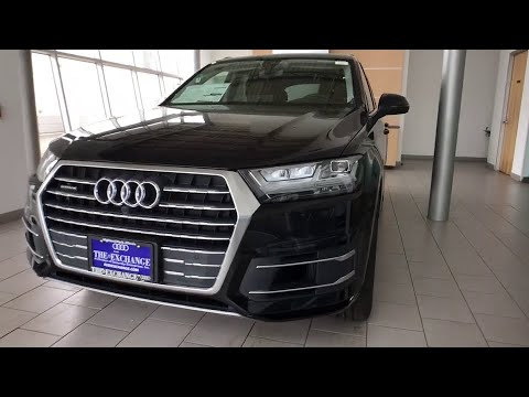 2018 Audi Q7 Lake forest, Highland Park, Chicago, Morton Grove, Northbrook, IL A182207