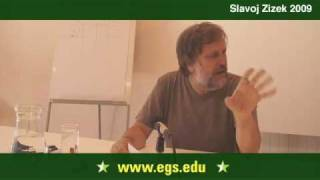 Slavoj Žižek. The Reflection of Life in Hegel. 2009 1/16
