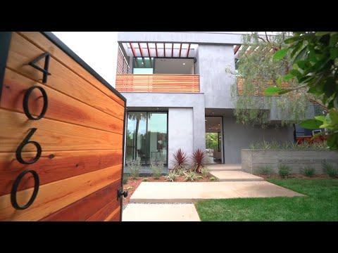 Contemporary Mar Vista Home for Sale: 4060 East Blvd  Mar Vista CA HD