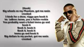 Yo Gotti - Lebron James (Official HD Lyrics)