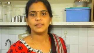 குழிபணியாரம் Kuzhi paniyaram- Chitramurali
