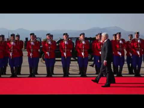 Vice President Pence in Montenegro