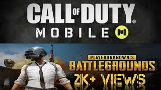 why am i so bad in online games? | (pubg m) and (cod m)| M.U GAMING