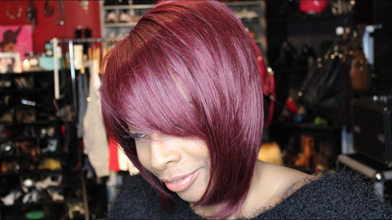 """Freetress Equal """"ABREE"""" Wig (color 530) IT'S GAWJUSSSS ..."""