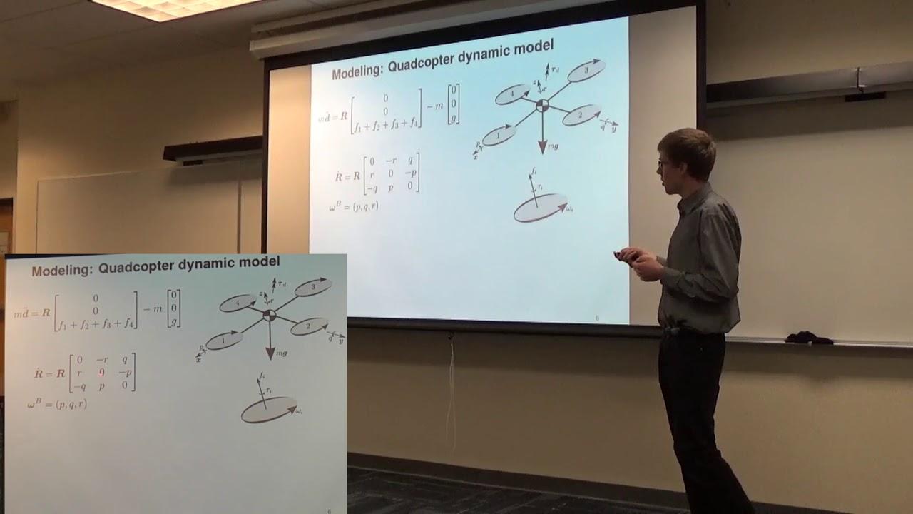 Robotics Seminars - Autonomous Robots Lab