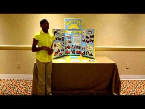 Fccla Star Events Demonstration Focus On Children