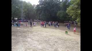 Festa campestre di Santa Maria de susu, Atzara, 8 settembre 2014
