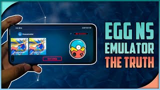 EGG NS EMULATOR DOWNLOAD ANDROID | ONSCREEN CONTROLS TRUTH! | CAN IT RUN POKEMON SWORD AND SHIELD?