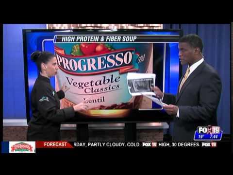 Healthier Canned Soup Choices. Fox 19 Cincinnati, Ohio