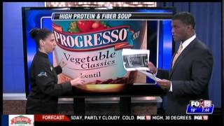 Healthier Canned Soup Choices. Fox 19 Cincinnati, Ohio