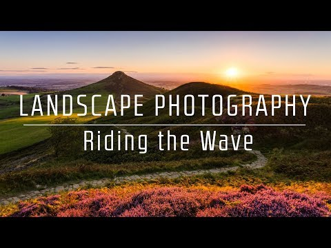 Riding the Landscape Photography Wave