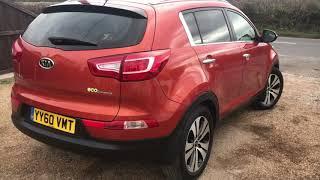 2011 KIA SPORTAGE 1.7 CRDI 3  FOR SALE | CAR REVIEW VLOG