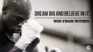 Bobby Hornsby, The Fighter | Gatorade – Win From Within