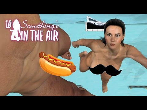 SOMETHING'S IN THE AIR #10 - Ariane mag Hotdogs ● Let's Play Something's In The Air