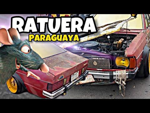 ACHEI UM FORD CORCEL RATÃO NO PARAGUAY
