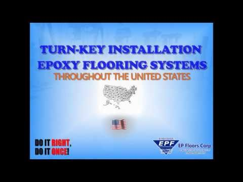 Epoxy Flooring... D.I.Y or Professional Contractor?