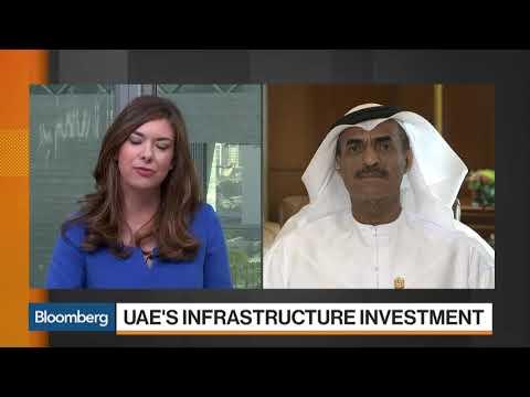 U.A.E.'s Al Nuaimi on Qatar, Infrastructure