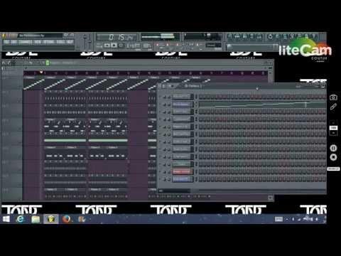Wiz Khalifa - No Permission Instrumental Remake FL STUDIO