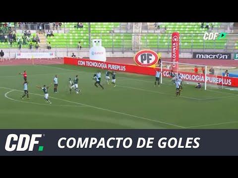 Santiago Wanderers 2 - 1 Deportes Magallanes   Campeonato As.com Primera B 2019   Fecha 8   CDF