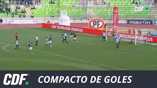 Santiago Wanderers 2 - 1 Deportes Magallanes | Campeonato As.com Primera B 2019 | Fecha 8 | CDF