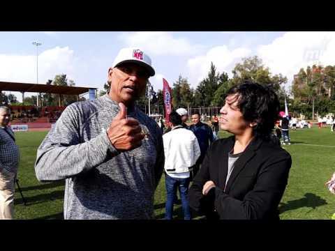 Anthony Muñoz orgulloso de sus raíces