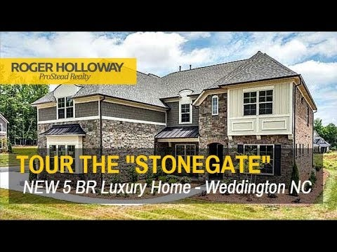 Pulte New Homes For Sale Weddington NC STONEGATE Plan