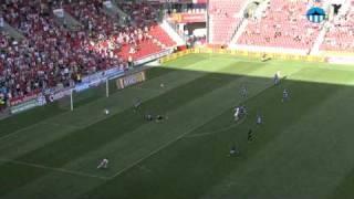 5. kolo, Gambrinus liga, SK Slavia Praha vs. FC Slovan Liberec 1:3