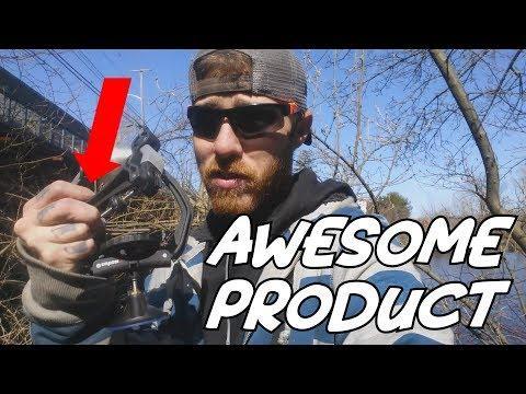 COOL Fishing Product You May Need!? Fishing line spooler