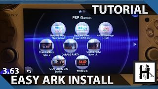 [3.63][EASY] How to install a ARK-2 Bubble