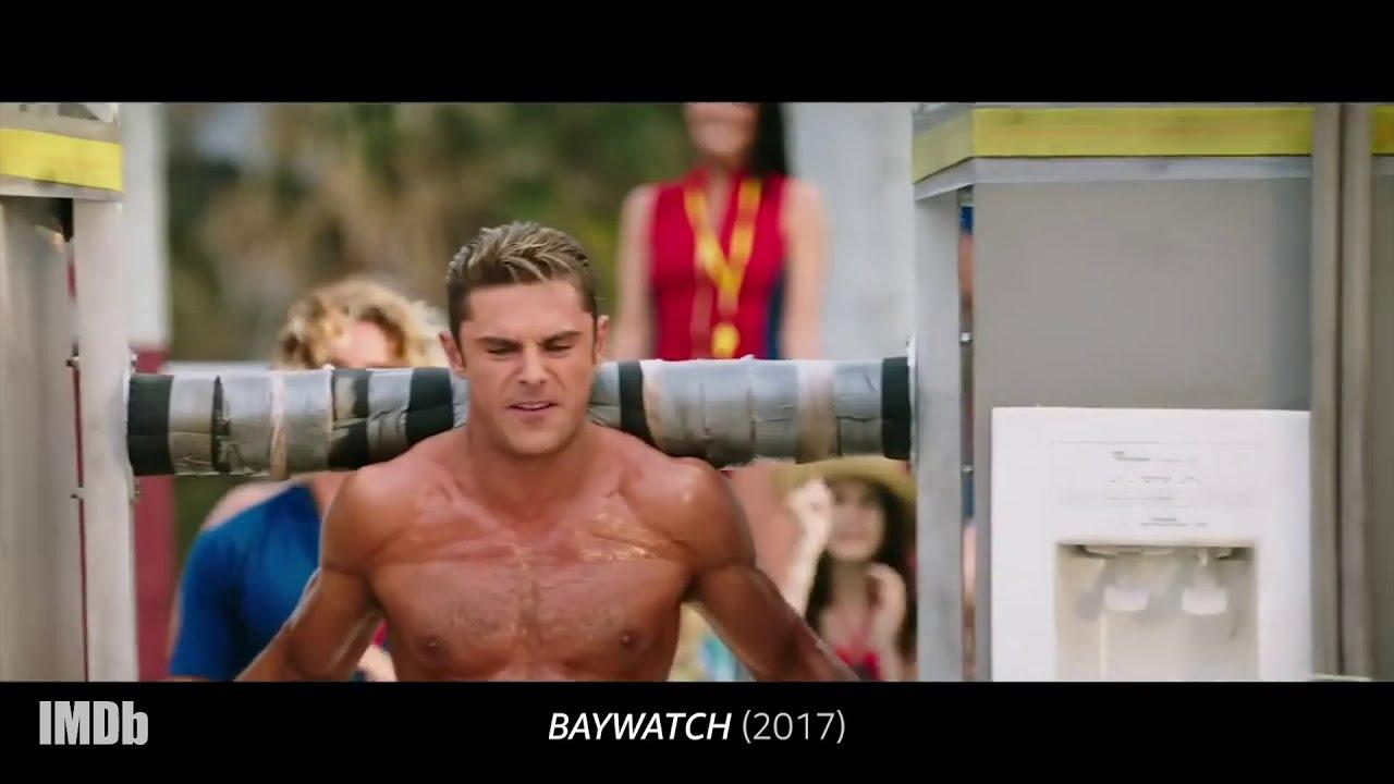 Zac Efron Tv And Movie Moments Imdb Supercut Youtube
