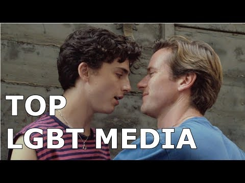 Alex's Top Picks - My Favorite LGBT Movies, Books, and TV