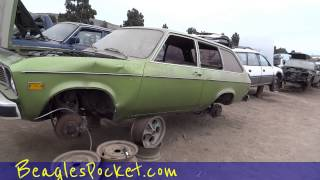 Junk Yard Scrap Parts Cars Car Part Finder Salvage Lot Walk Around Video Review