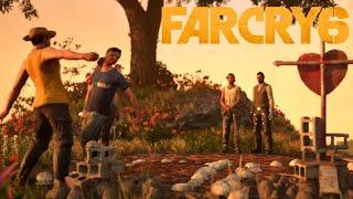 FAR CRY 6 #13 - FUNERALE DI CARLOS E RECUPERO DEL SUO MACHETE - GAMEPLAY ITA