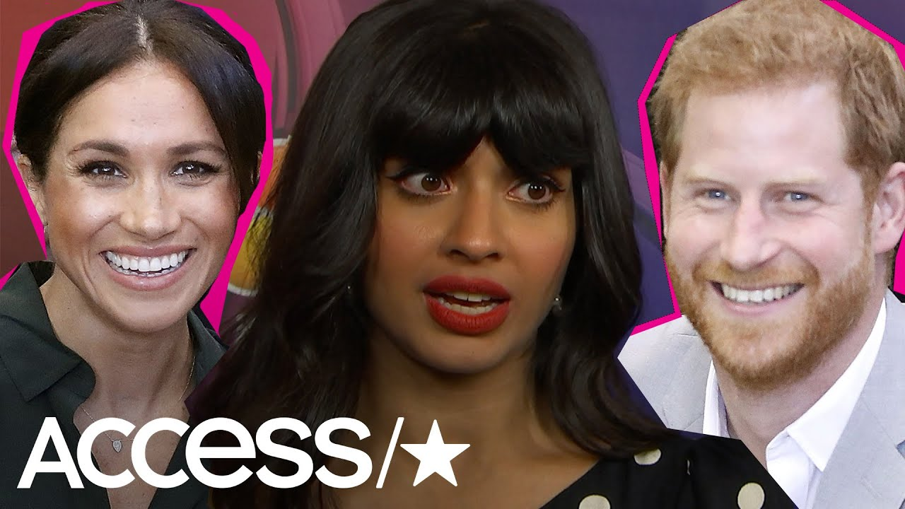 Jameela Jamil reveals she missed THREE calls from Meghan Markle