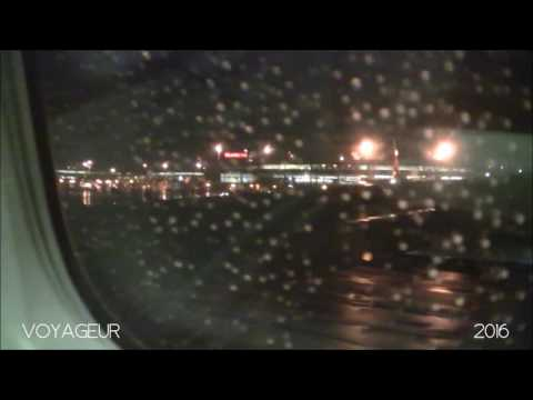 Takeoff from Toronto Pearson International Airport