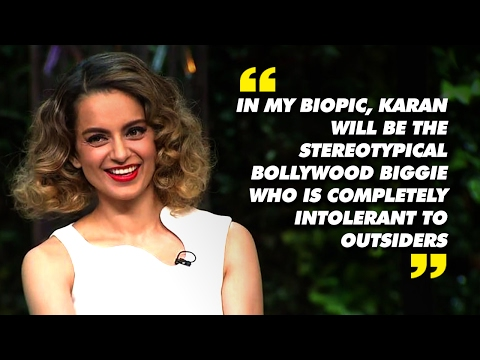 10 Times Karan Instantly Regretted Calling Kangana-Saif To His Show | SpotboyE